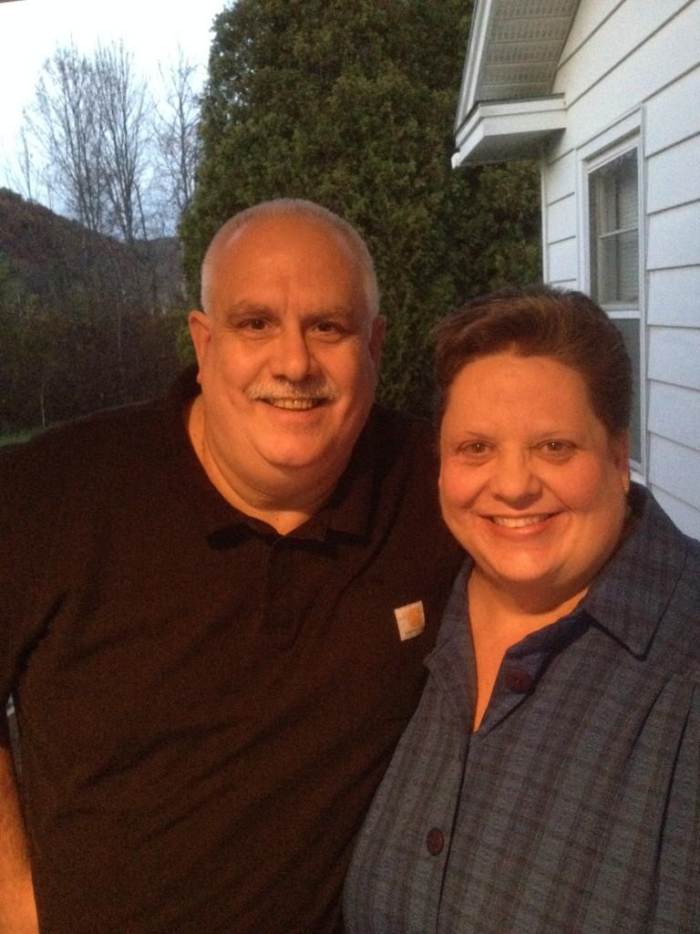 Pastor Jerry & Cheryl Frey